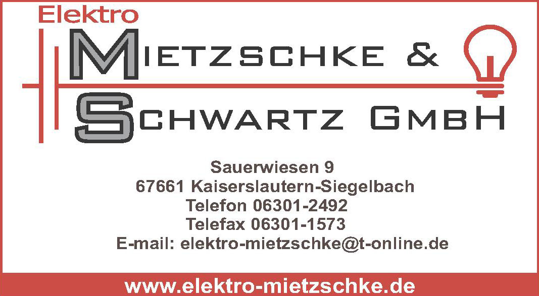Elektro Mietzschke & Schwartz GmbH