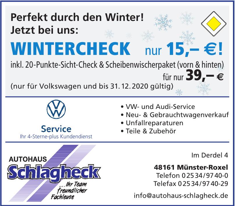 Autohaus Schlagheck