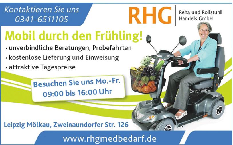 RHG Reha Rollstuhl- und Handels GmbH