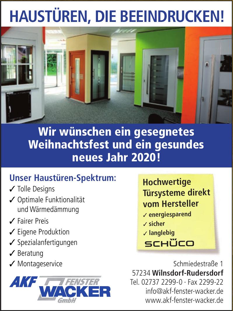 AKF Fenster Wacker GmbH