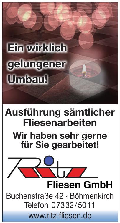 Ritz Fliesen GmbH