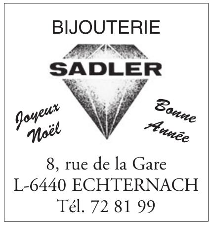 Bijouterie Sadler