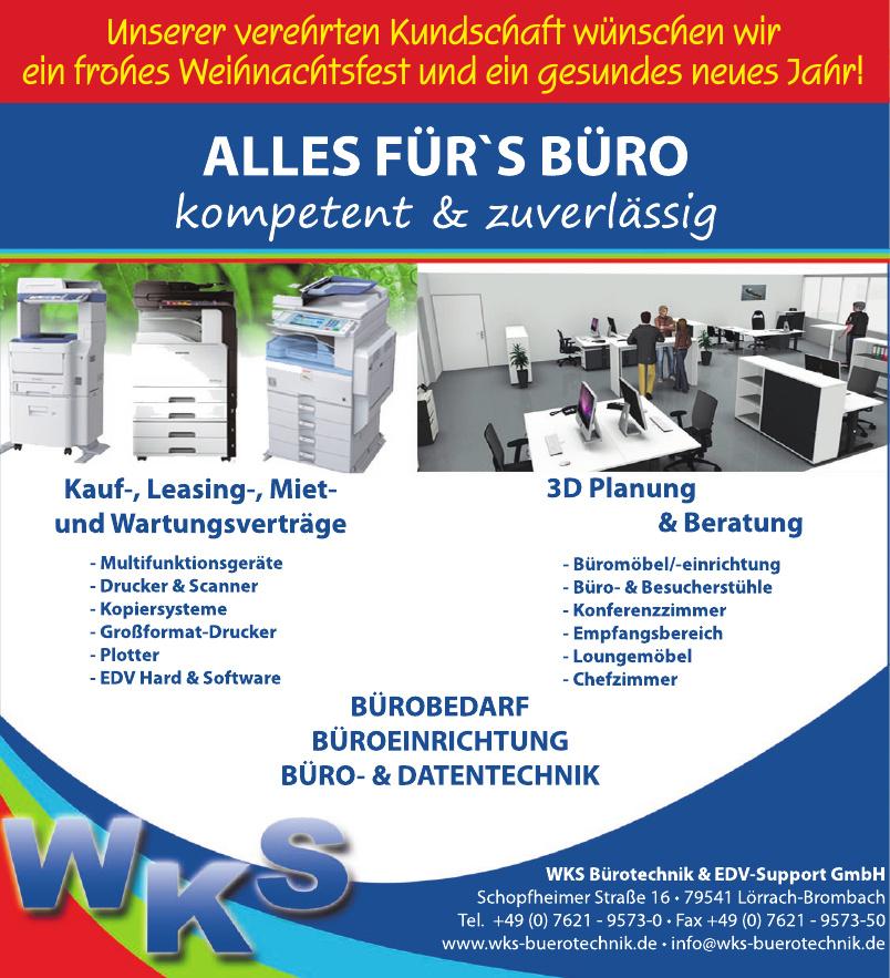 WKS Bürotechnik & EDV-Support GmbH