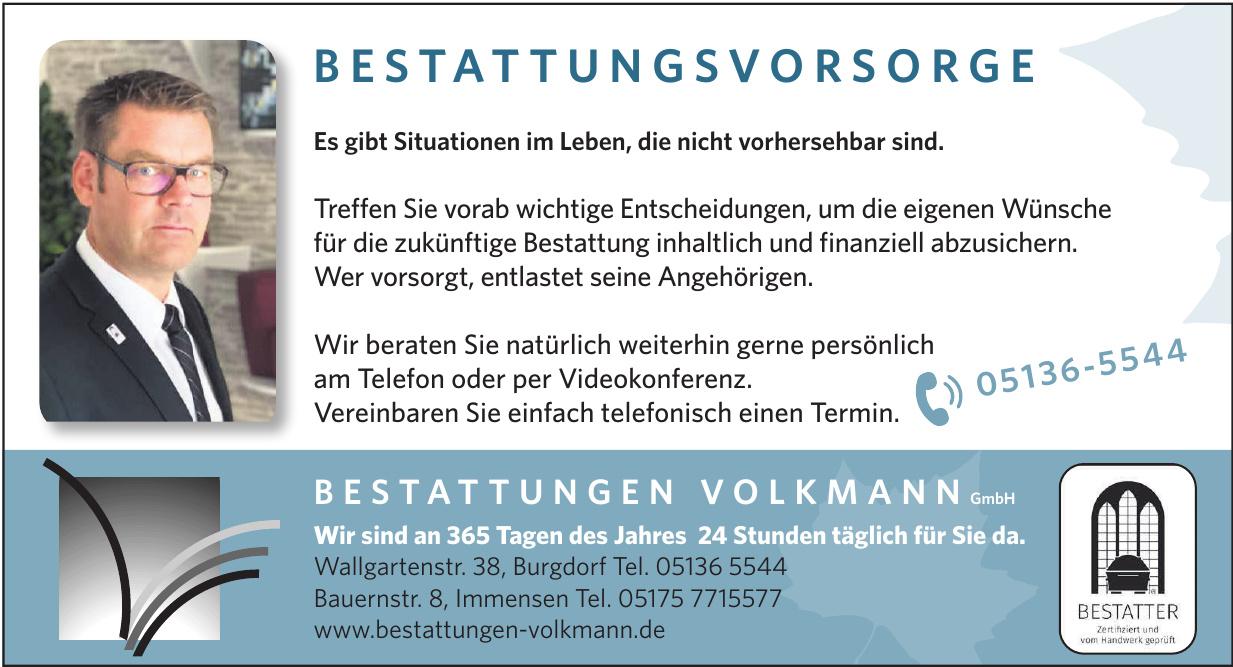 Bestattungen Volkmann GmbH