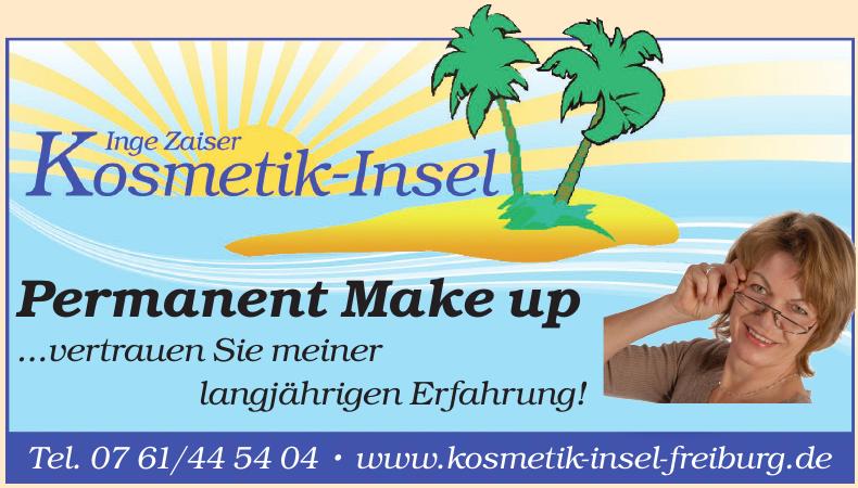 Kosmetik-Insel Inge Zaiser
