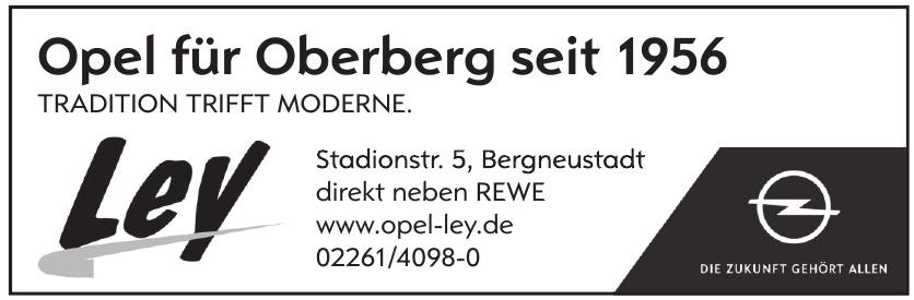 Autohaus Bergneustadt Ley GmbH