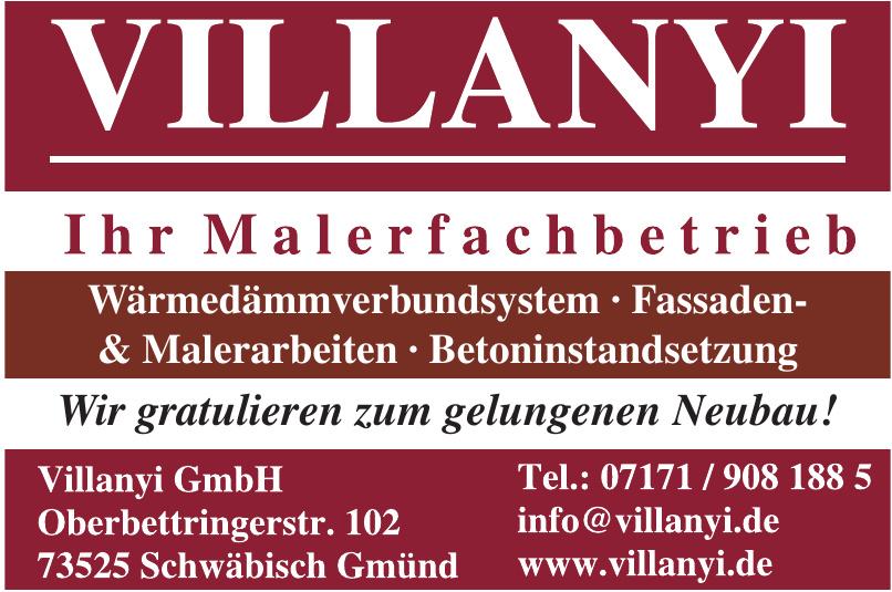 Villanyi GmbH