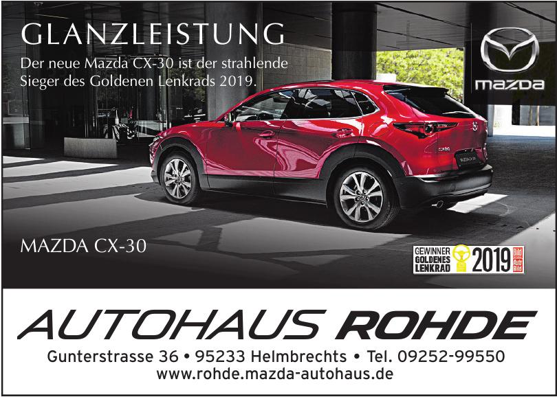 Autohaus Rohde