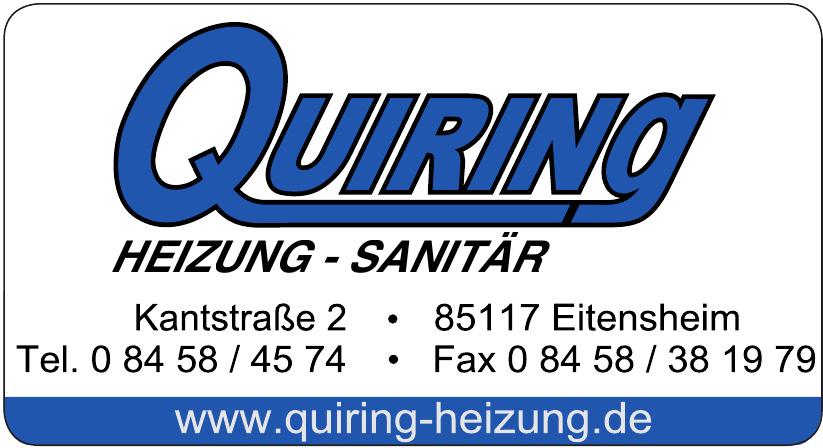 Quiring Heizung - Sanitär