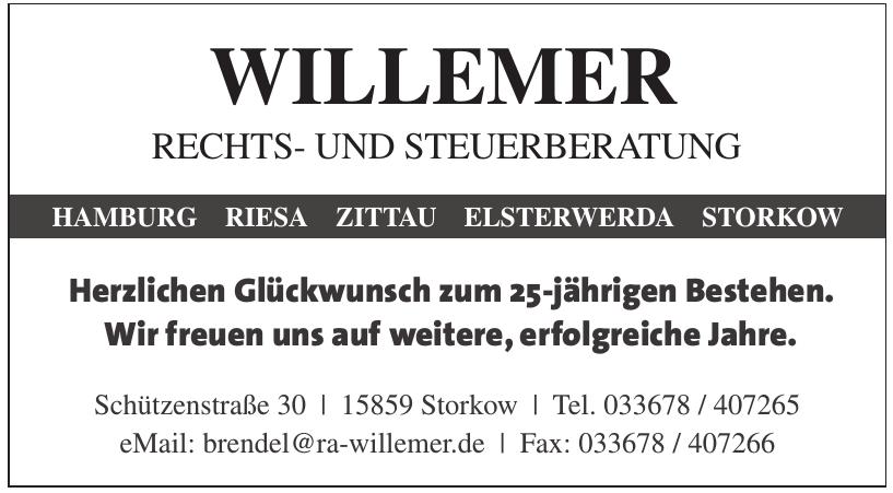 Willemer Rechts- und Steuerberatung