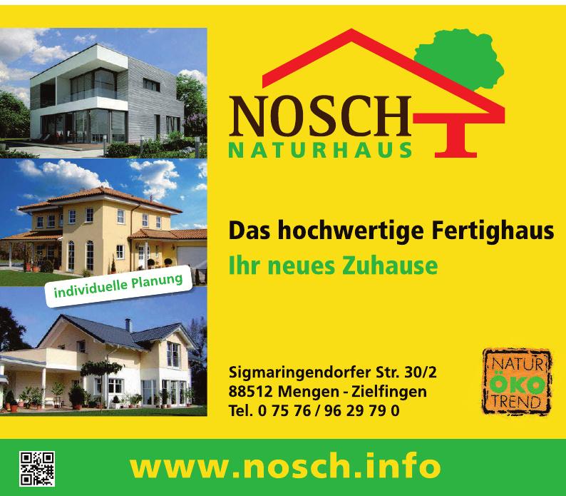 Nosch Naturhaus
