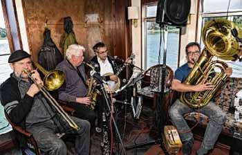 Mockingbird-Jazzband