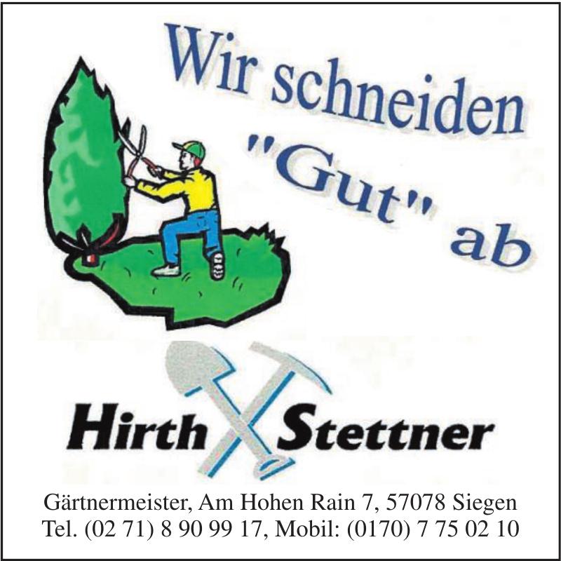 Hirth Stettner