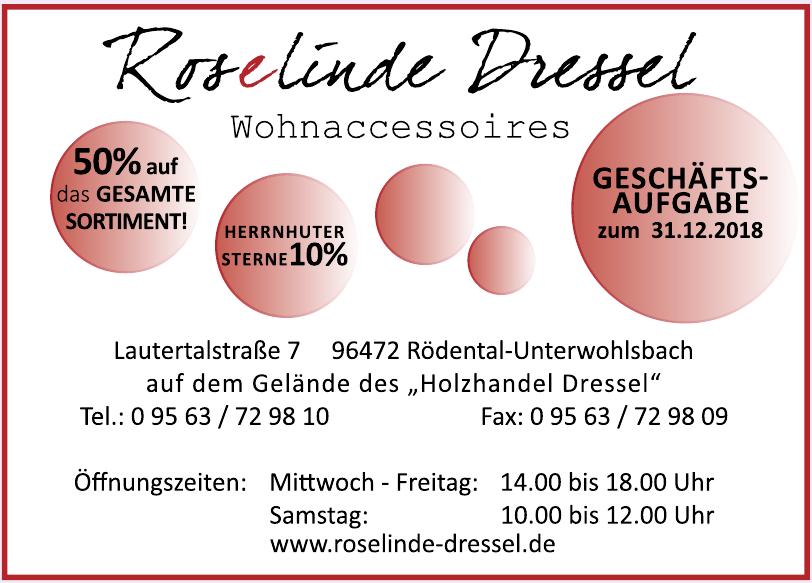 Roselinde Dressel