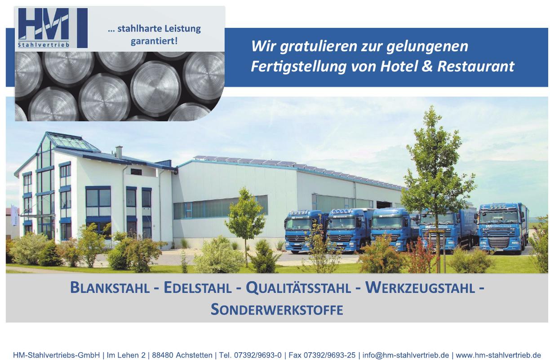 HM-Stahlvetriebs-GmbH