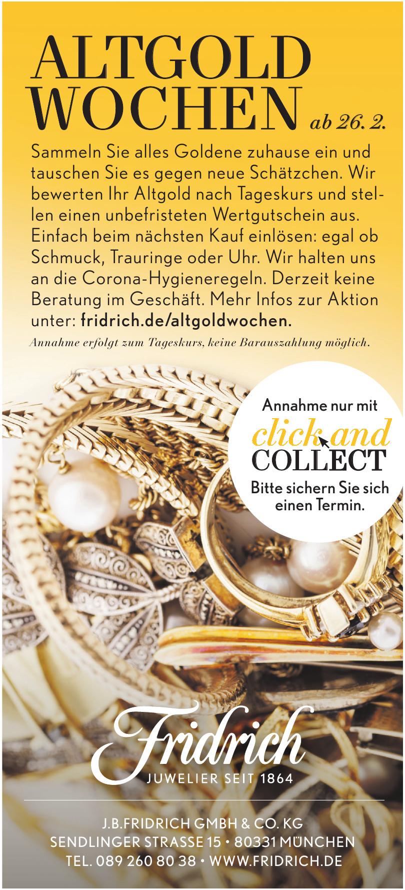 Juwelier Fridrich: Neue Interpretation für Ihr Altgold Image 3