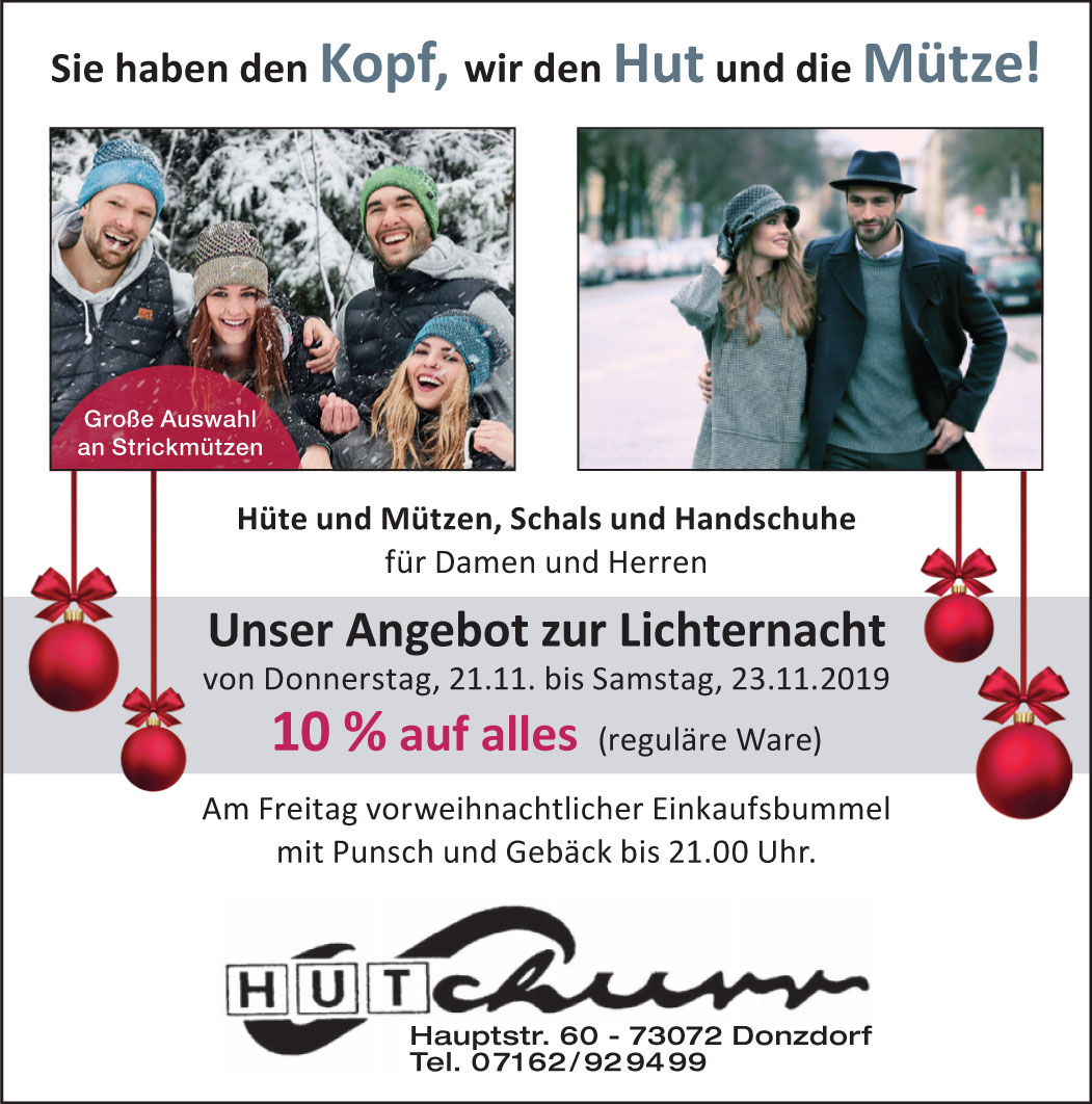 Hut Schurr