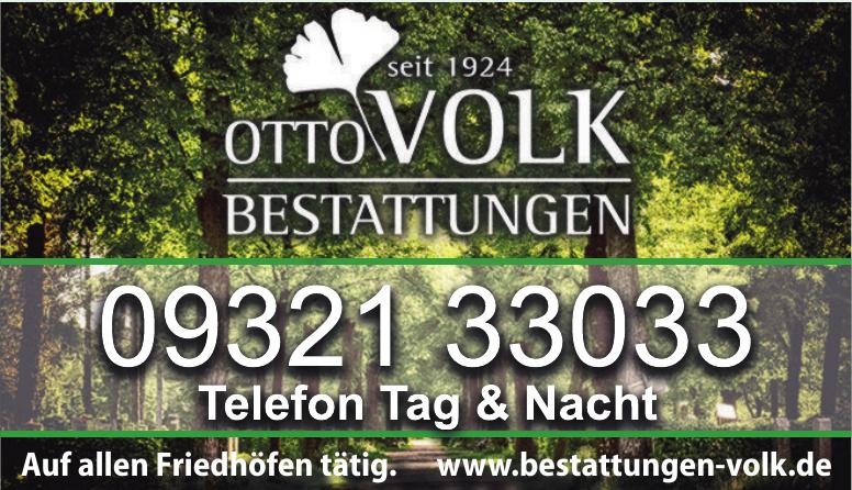 Bestattungen Otto Volk
