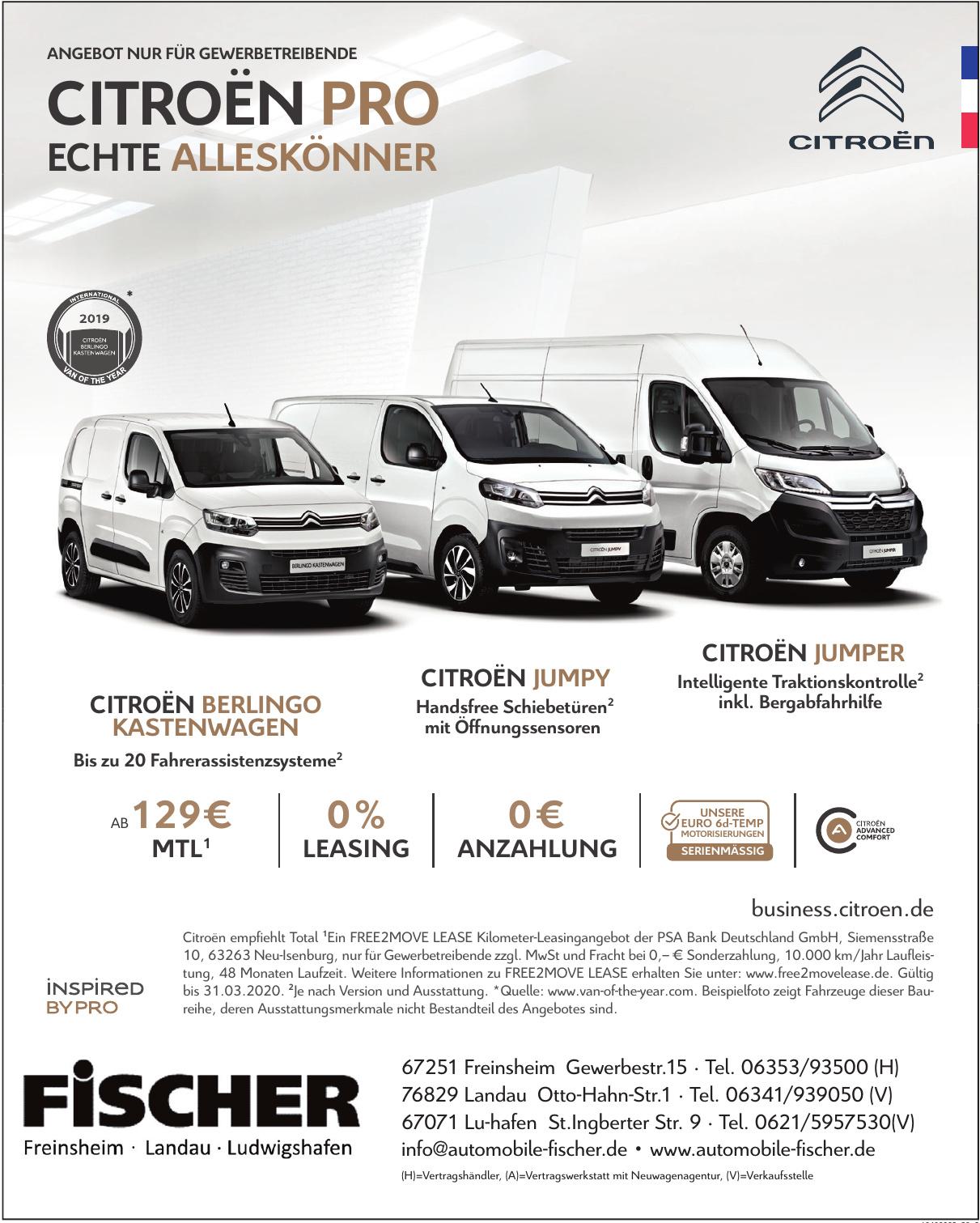 Fischer Kraftfahrzeuge GmbH
