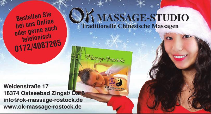 OK-Massage Studio