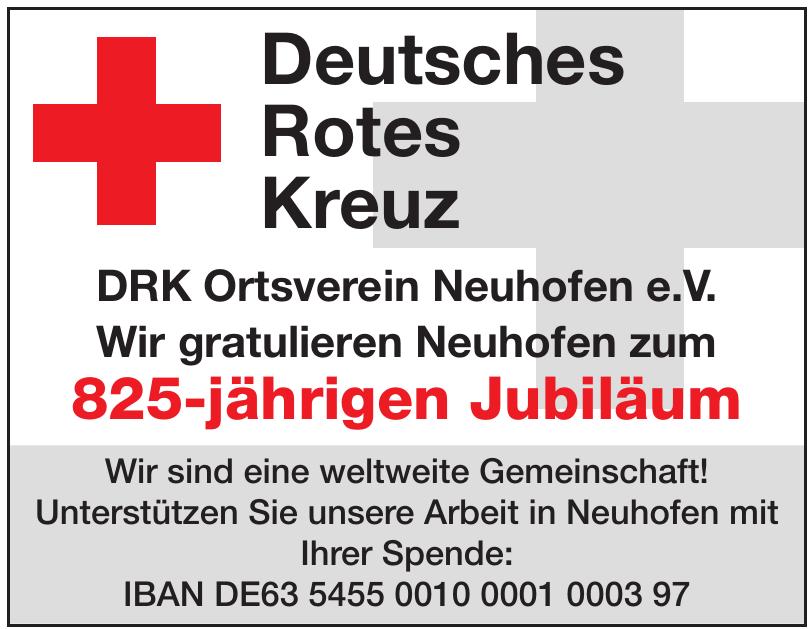 DRK Ortsverein Neuhofen e.V.